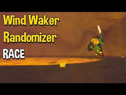wind waker randomizer race in 1 55 14