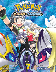 Amazon.com: Pokémon: Sun & Moon, Vol. 7 (7) (9781974711154 ...