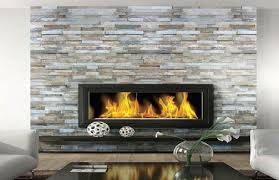 indoor residential fireplace