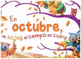Octubre – Otoño | Octubre, Efemerides mes de octubre, Meses calendario