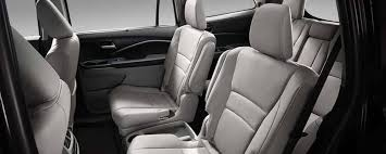honda cr v have 3rd row seating