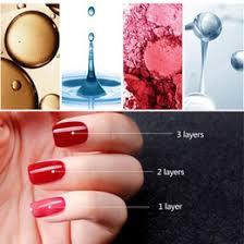 water based nail polish ping