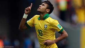 neymar football player hd widescreen