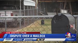 The Justice Files Dispute Over A Mailbox Youtube