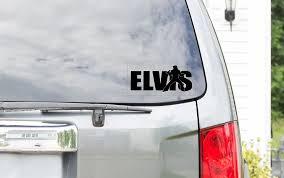 Elvis Decal Vinyl Innovations