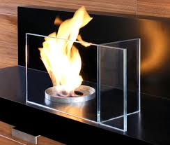 are ethanol fireplaces safe