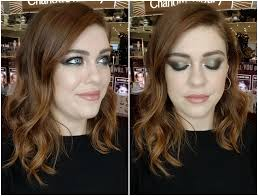 i got party ready at 6 makeup counters