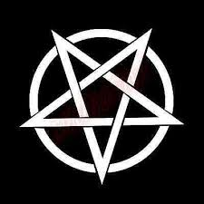 Car Truck Graphics Decals Pentagram Vinyl Decal Sticker Window Wall Bumper Endless Pentacle Wiccan Pagan Auto Parts And Vehicles