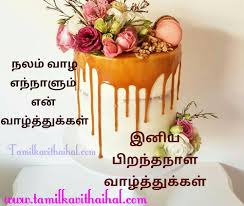 happy birthday wishes for brother in tamil kavithai happy birthday