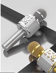 Bán Micro Hát Karaoke Bluetooth Không Dây -Micro Hát Karaoke Bluetooth loa  bluetooth-- hát karaoke bluetooth ws858, kết nối điện thoại hát karaoke cầm  tay, mic cầm tay mini hát karaoke, mic
