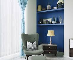 oriental blue house paint colour shades
