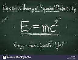 La teoría de Einstein de la relatividad especial explica en una ...