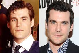 Sean Maher as Simon Tam on Firefly in 2002 and Sean Maher in 2012