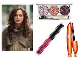 makeup inspired by blair waldorf
