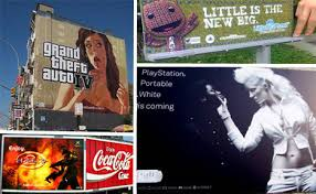 18 Creative & Controversial Video Game Billboards & Signs | Urbanist