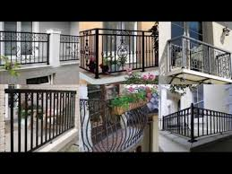 Beautiful Steel Railing For Stairs And Balcony Designs 2020 Pt1 Youtube