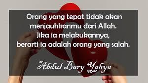 inilah kata kata cinta islami yang menyentuh hati posbagus