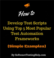 what is test automation framework and