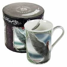 tea or coffee spirit guide boxed white