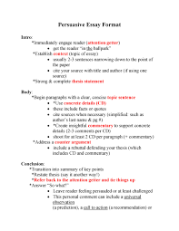 37 outstanding essay outline templates