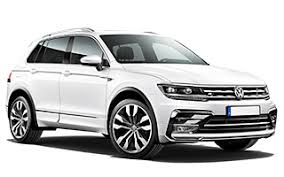 vw tiguan estate business car leasing