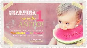 1er Cumple De Martina Paso 3 La Invitacion Con Botas De Agua