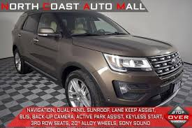 2016 used ford explorer limited at
