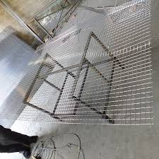Strong 2x2 Welded Wire Mesh Fence Panels In 6 Gauge For Building Buy 2x2 Welded Wire Mesh Fence Panels In 6 Gauge 3 X 3 Galvanized Welded Wire Mesh For Fence Panel 4