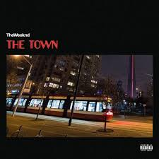 The Weeknd - The Town - freshalbumart