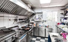 mercial kitchen