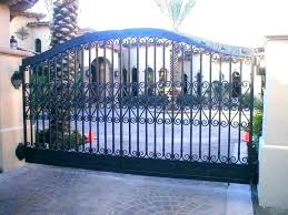 garden gate designs metal