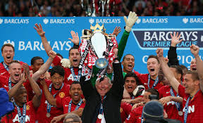 Perfect goodbye: Ferguson bows out with title