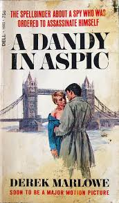 The Magnificent Mia Farrow Blogathon - 'A Dandy in Aspic' (Mann, 1968) -  Dark Lane Creative