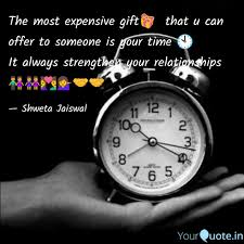 the most expensive gift🎁 quotes writings by shweta jaiswal