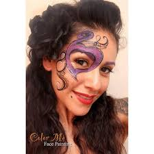 color me face painting vanessa mendoza