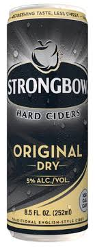 strongbow slim 12 pack 8 5 oz can