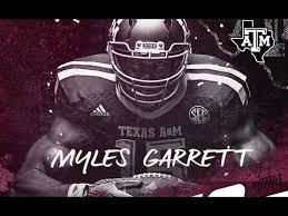 myles garrett 2016 highlights