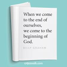 inspiring quotes about prayer from billy graham