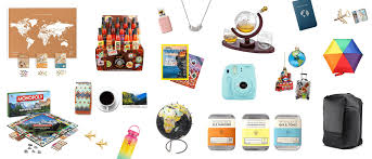 25 unique gifts for the travel addict