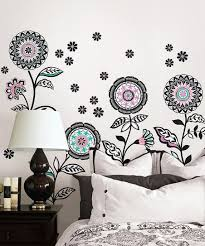 Wallpops Floral Medley Wall Decal Set Set Of Two Best Price And Reviews Zulily