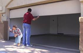 how to check the garage door is due for