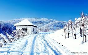 صور وخلفيات لمحبي الشتاء بجودة عالية Winter Wallpapers ساجي زيرو