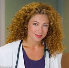 Alex Kingston - Celebrity