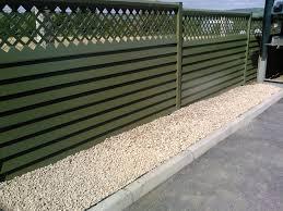 Pvc Coated Steel Fence Suir Roofing Kilkenny