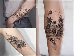 Tatuaze Na Rece 35 Interesujacych Pomyslow Na Wzor Etatuator Pl