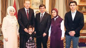 Erdoğan'dan Davutoğlu'na torunlu ziyaret - Güncel Haberler Milliyet