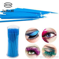 zwellbe pack disposable makeup brushes