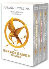 the hunger games special edition box