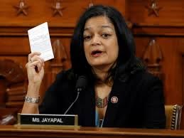 Pramila Jayapal added to list of US lawmakers to meet S Jaishankar without  Eliot Engel's approval: Sources - The Economic Times