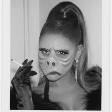 twilight zone halloween makeup